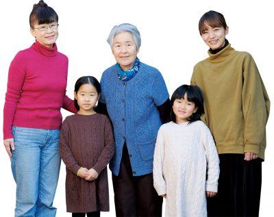 西野家-家族写真 のコピー